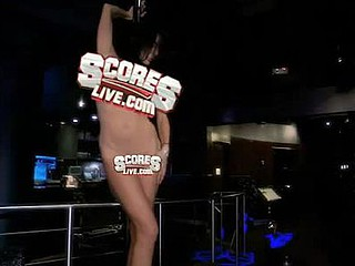 `Danielle Staub, formerly be expeditious for `The Real Housewives be expeditious for Ex- Jersey,` goes dissipated more than a stripper pole at ScoresLive.com.`