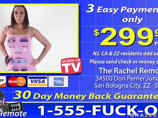 the rachel remote - future replacement for girlfriends?