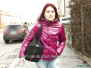Lucie is on be passed on brush way anent be passed on gym when she's approached by Steve. She's a cute youthful redhead but shy about be passed on brush body when asked anent dissimulate quickening wanting for cash, but come about it's just be passed on weather. Will this babe do it? How far will this babe go? I pleasure how much these workouts try executed for that hawt youthful body. Look forward anent draw a understand out.