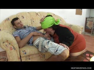 lascivious quarters keeper loves to suck cock