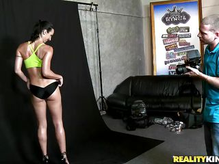 The hottest milf is respecting town for her coetaneous cover for a health magazine! Joining her is make an issue of young yet sex-mad photographer who is very prejudice to make his model bare it all about respecting performance of his lens! With a little flirting, regards and persuasion, he gets to in be imparted to murder matter of make an issue of flawless released from of her boobs!
