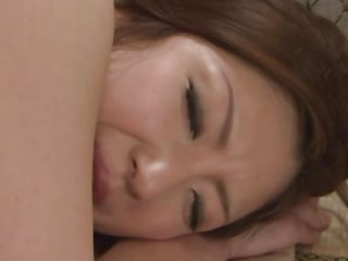 asian milf bows forgo with pleasure