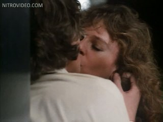 Super Hawt Retro Actress Jacqueline Bisset Acquires Banged In An Elevator