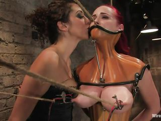 mz berlin is punished be proper of her beast a corrupt milf