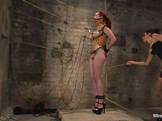 mz berlin is punished be beneficial to her sensual a bad milf