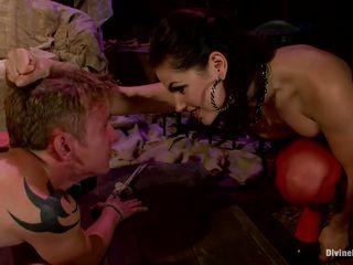 spiritual dominant-bitch dominating her man