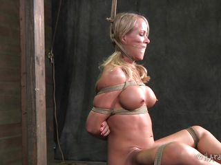 simone is punished for being bad... and can't live without it!