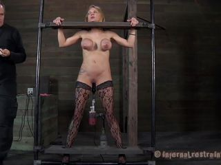 hot babe - hot torture