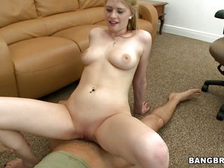 this girl is positively loving the way large cock is ramming her tight pussy. she wishes it so much that she is ready to do everything it takes to keep that monster cock inside her and moving like a piston rod. after riding the cock she gets on table so that stud can fuck her from behind and enjoy it.