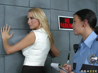 aleska nicole having joke in prison