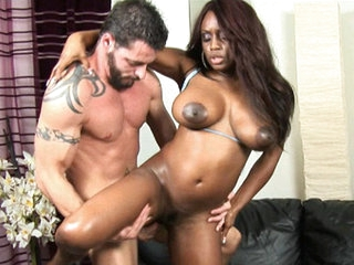 Jada is ready to douse our fire with her fountain of female ejaculation! After some big-cock banging in just the right spot, this ebony rainstorm coats the walls as that babe sprays her sweet pussy squirt!