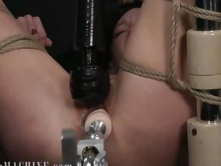 Elise Graves - Fucking A Machine Vids