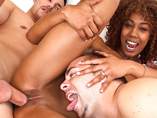 Misty Stone in Compelling Bi Cuckolds