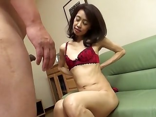 Horny homemade Blowjob, JAV Rounded out adult pellicle