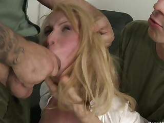 Daddys Girl 19 yr old Russian Cuties House is Invaded at the end of one's tether Officers