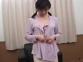 Japanese Grown-up Emiko Koike Bukkake (Uncensored)