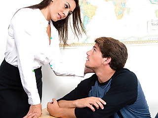 Raylene & Tyler Nixon in My First Sex Teacher