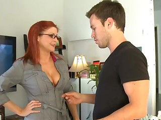 Lya Pink & Tim Cannon in My First Sex Instructor