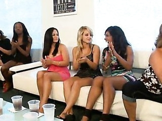 Angel and her best friend receive fucked at a bachelorette party.
