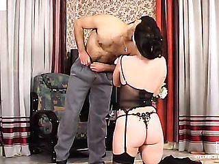 Gwendolen&Sebastian hot nylon video