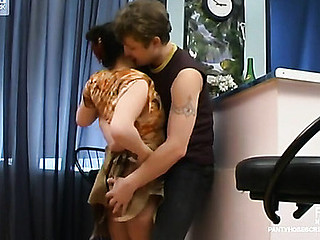 Rachel&Jerry videotaped during the time that pantyhosing