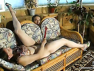 Penelope&Marcus red hot older action