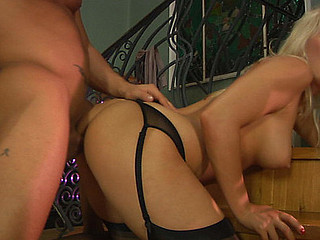 Flossie&Govard overheated hot nylon movie