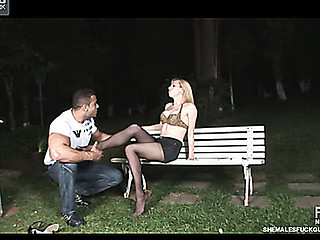 Alessandra&Douglas lady-man with an increment of pussydude up action