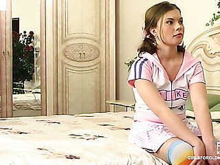 Alana&Sergio daddy sex video scene