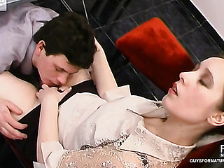 Judith&Nikola nasty older movie
