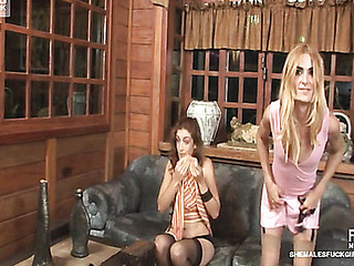 Amanda&Milly sheboy fucks gal movie scene scene