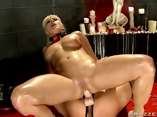 Awesome Ding-dong and Anal Toying With Lesbians Tory Lane and Lea Lexis