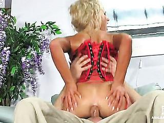 Cornelia&Mike fabulous anal stake