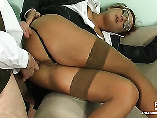 Christiana&Mark misspend anal movie
