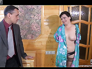 Elsa&Connor nasty age-old movie