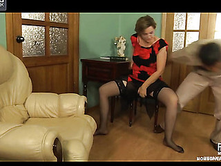 Leonora&Govard anal aged hookup video