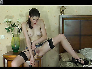 Beatrice pleasantry in the matter of their way nylons