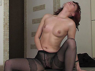 Nora B pantyhose joshing episode