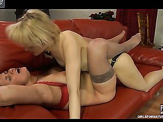 Emilia&Connie older lesbian movie