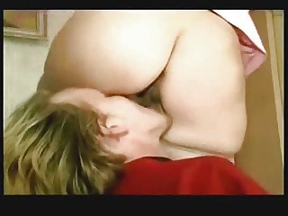 Milf Licked Added to Doggystyle Screwed With Panty Cumshot By Younger