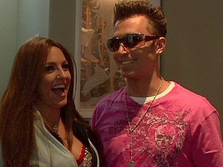 A parody film like Official Jersey Shore Parody is so much fun to make and this behind the scenes movie shows just how funny some of the cast can be when the cameras aren't rolling. The additional butt-plug clip footage is likewise a really priceless anal bonus!