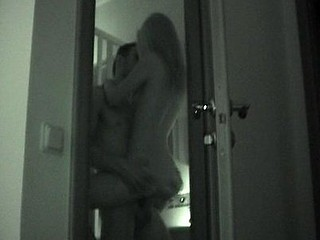 U`re going to love this night vision video featuring a excited golden-haired legal age teenager named Ognejka. This Babe`s making the wildest dreams of her paramour named Kir come true tonight. It`s mind blowing sex that`s all caught on film by the voyeur video camera.