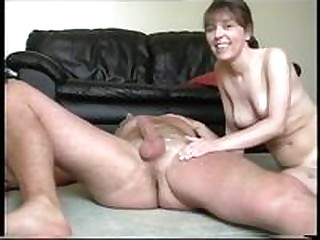 Me loving 69 engulfing hard cock, fucking and making him cum hard xxxx
