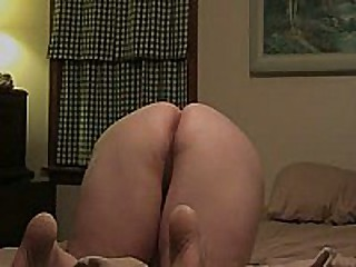 Hirsute BBW babe gets screwed
