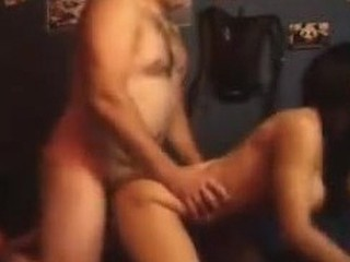 Latin pair great in homemade video