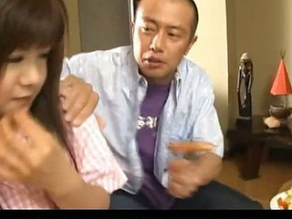 Loved Japanese doll Shino NakamuraA's creamed pussy