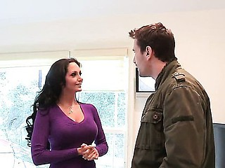 Charming milf Ava Addams knows how