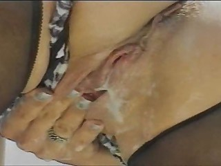 Drained Creamy Squirt Actions