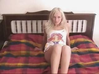 Karen is a well done blond with a lovable botheration