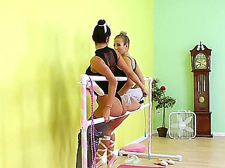 Virginity Lynn plus Franceska Jaimes are